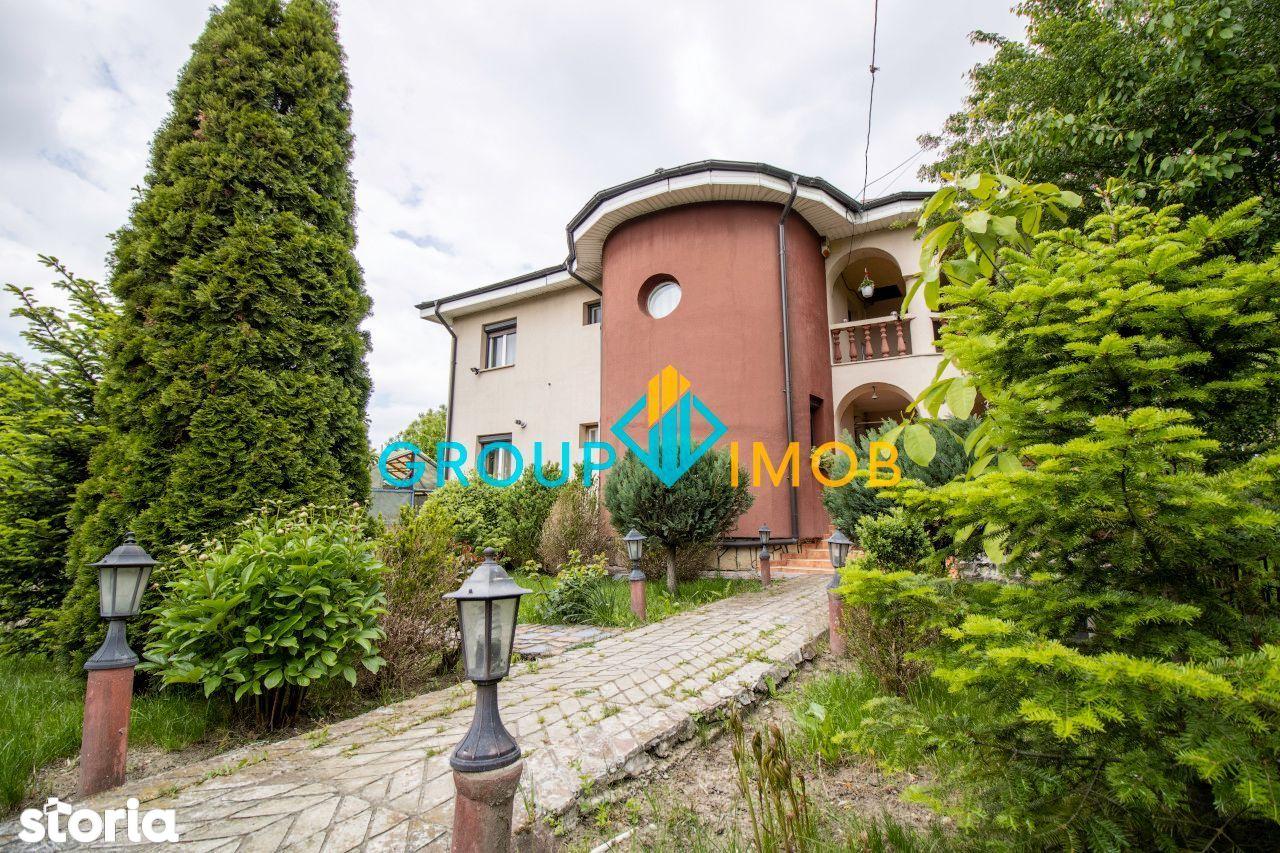 Vila Margineni - Centru, 768 mp Teren, Toate Utilitatile
