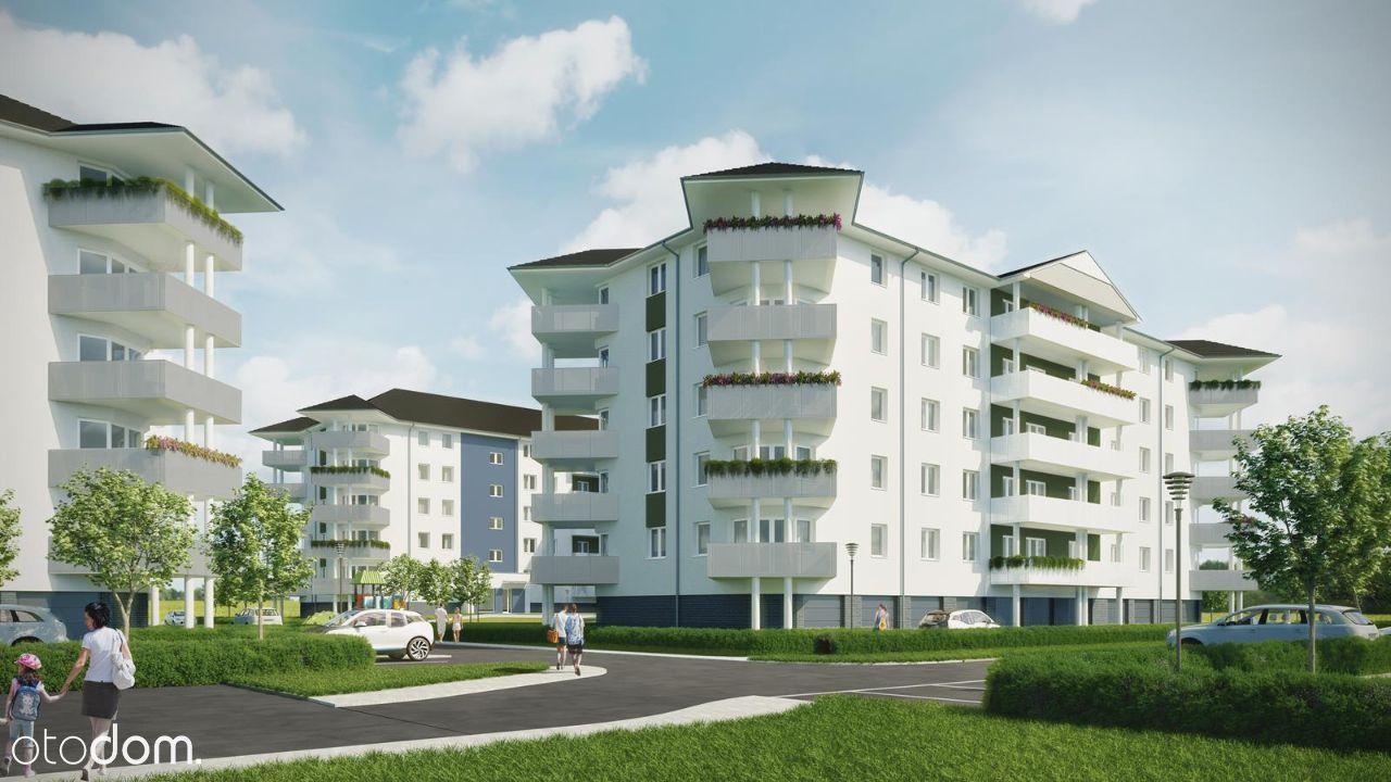 Mieszkanie w Inwestycji Sady II 5M6