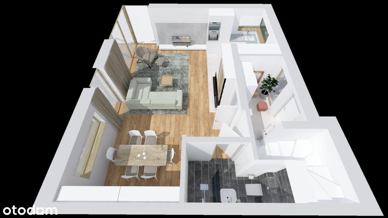 Wyjątkowy Dom-6ar-Mieszkaj jak Chcesz, ile Chcesz!