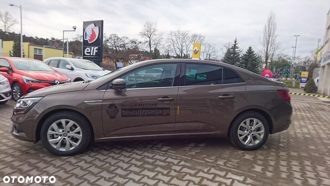 Renault Megane Limited TCe 140  1.3 Benzyna - 1