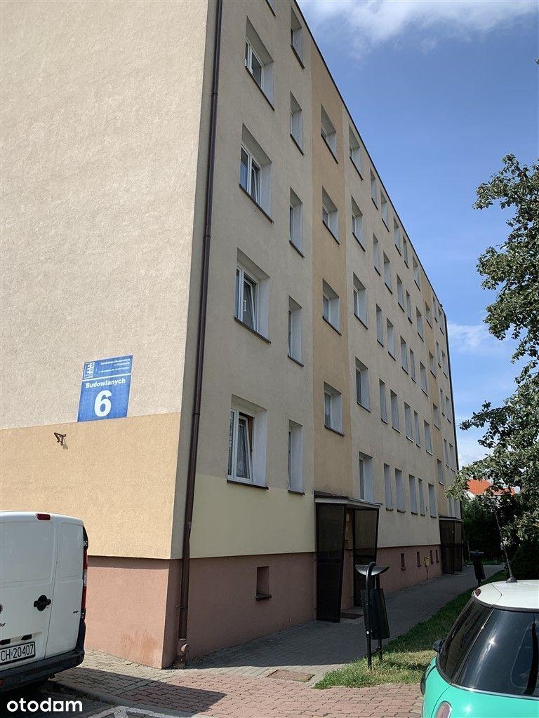 Mieszkanie, 37,60 m², Chojnice