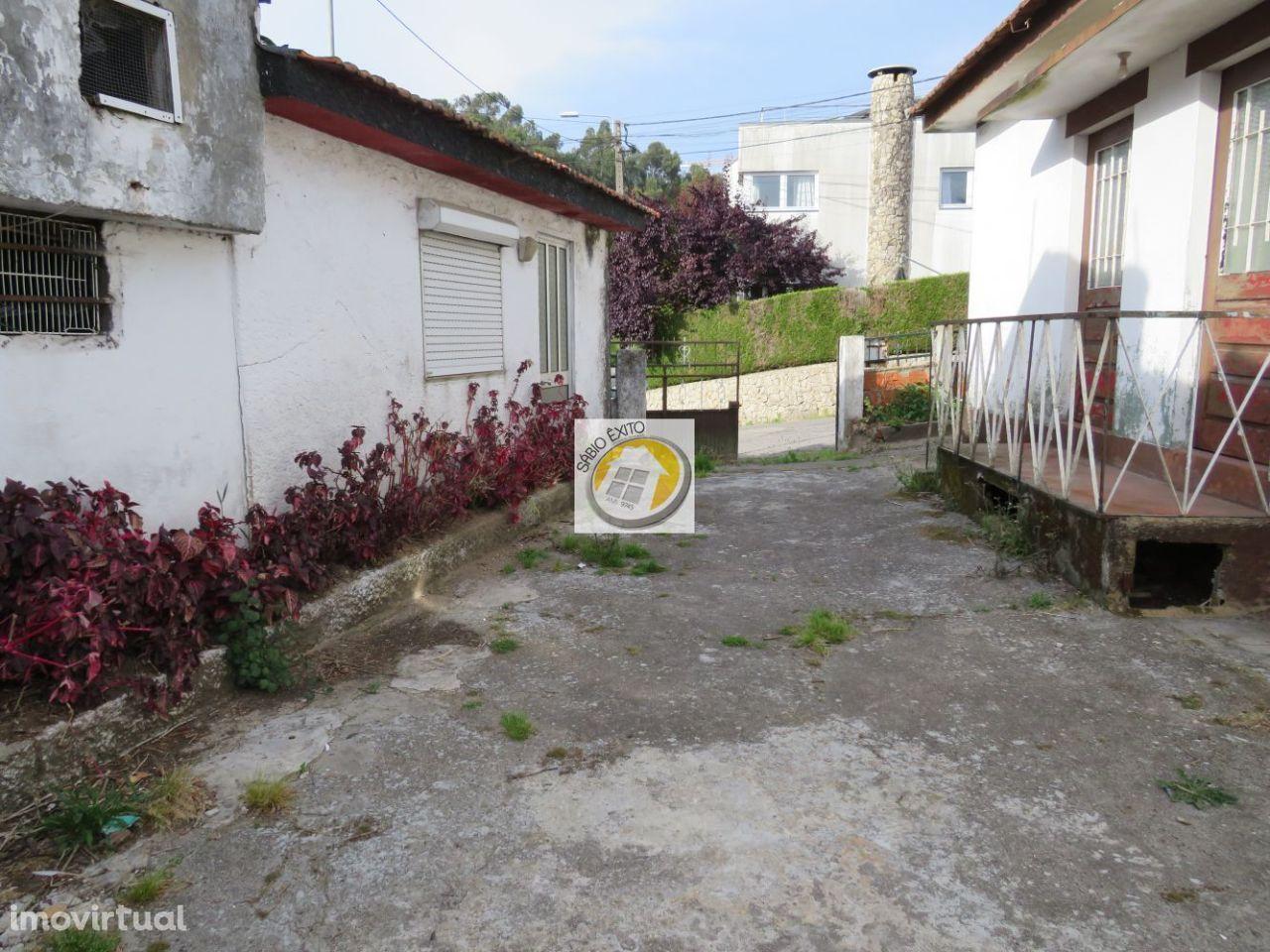 Moradia térrea e isolada T4 em Oliveira de Azeméis