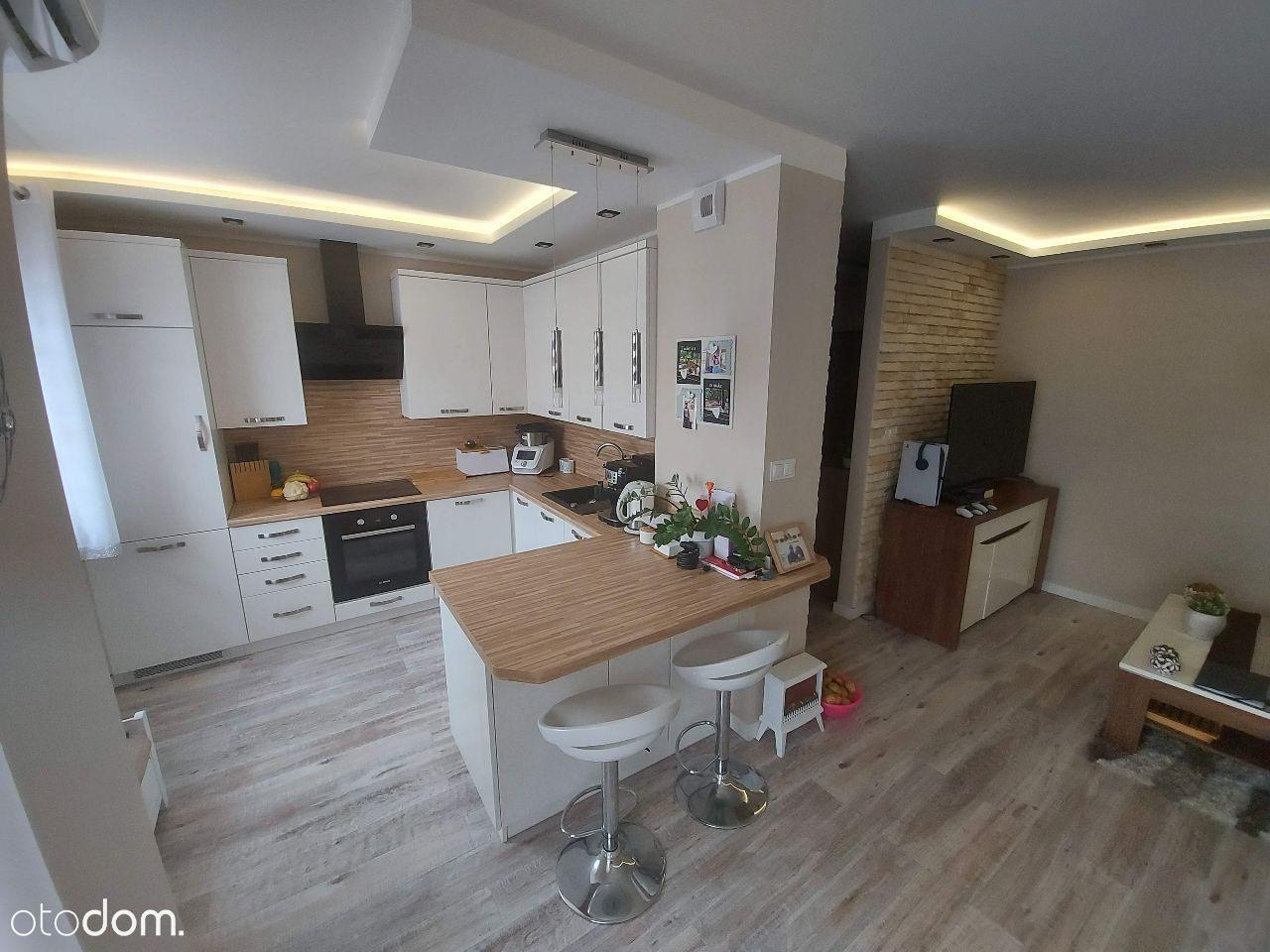 Mieszkanie 2 pokojowe 46m2 klima ul. Iwaszkiewicza
