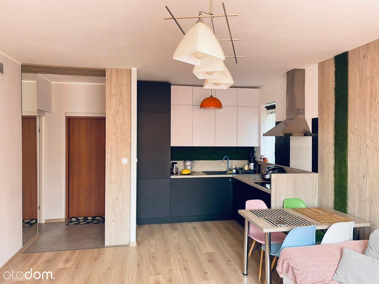 Przestronne mieszkanie w Bielsku B. Aleksandrowice
