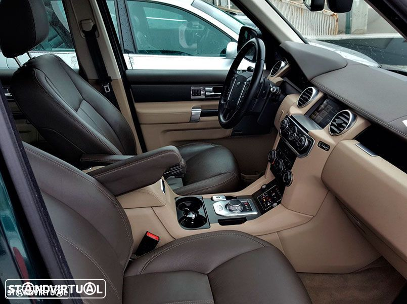 Land Rover Discovery - 9