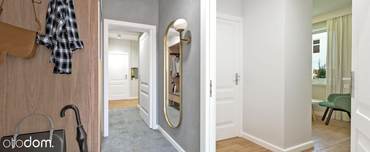 55 m² z garderobą - Łódź, Górna/OSTATNIE DOSTĘPNE