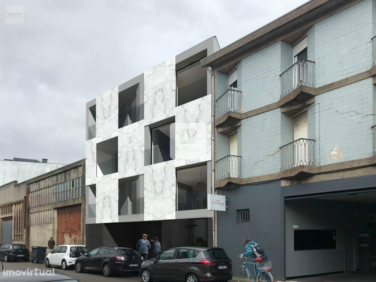 Apartamento T2+1 - Leça da Palmeira.