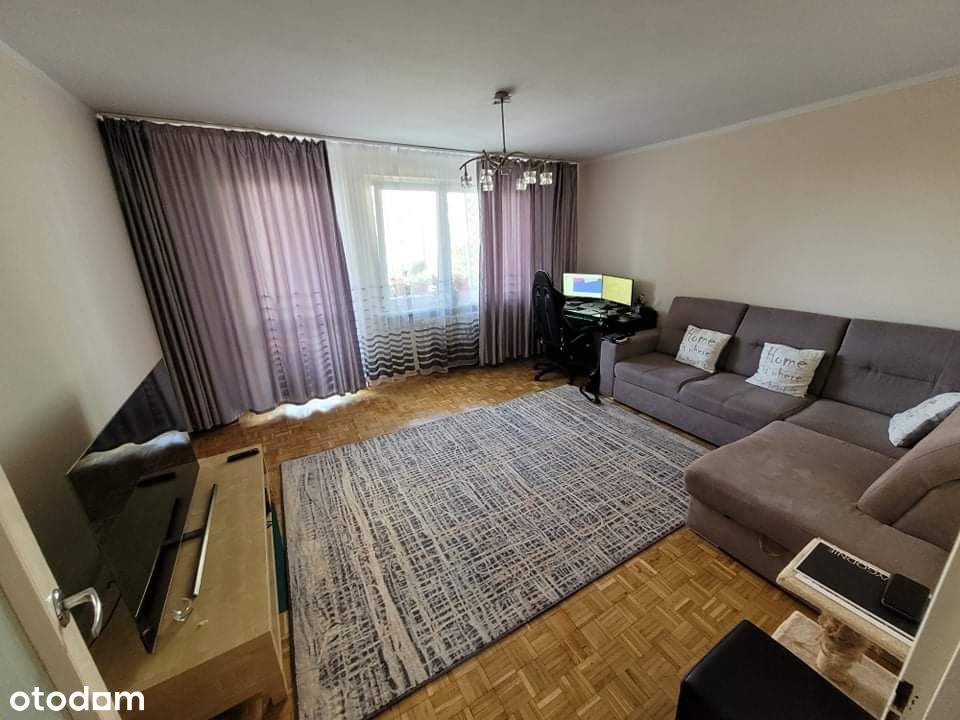 3 Pokojowe mieszkanie. MEBLE W CENIE.