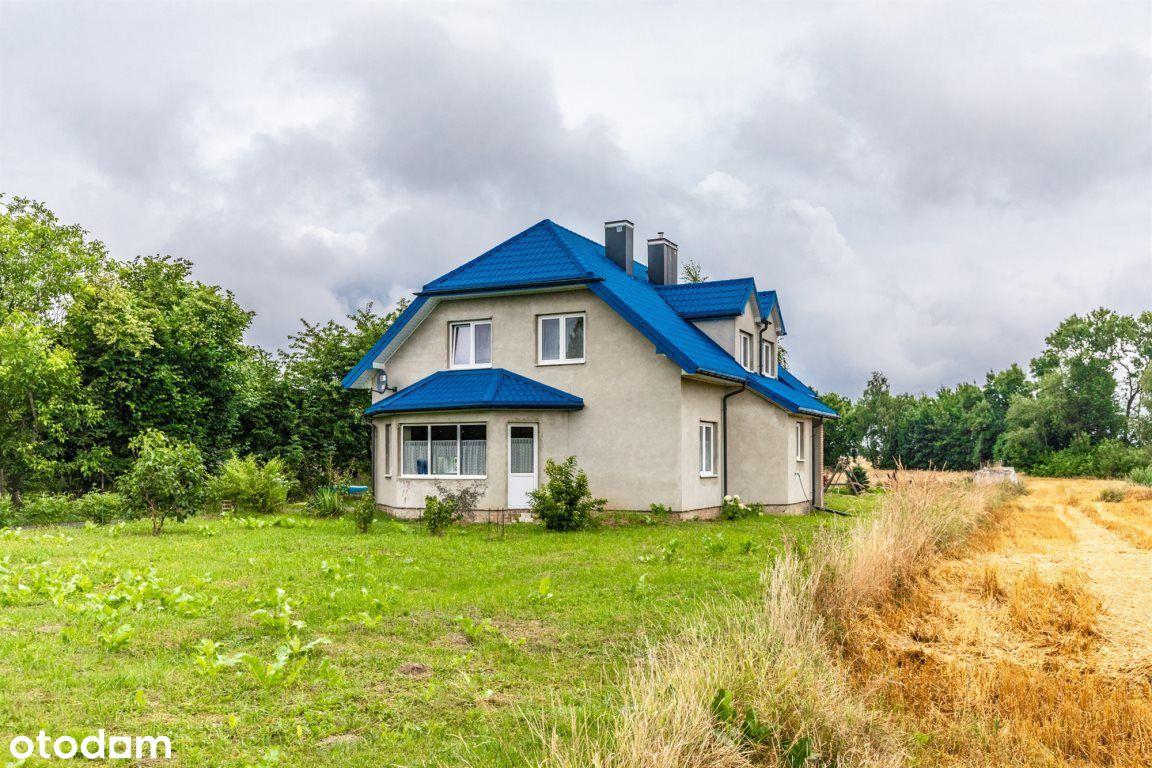 Dom jednorodzinny Majdan Krasieniński