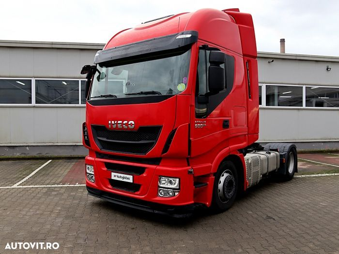 Iveco STRALIS AS440S50T/FP LT  500 CP - 1
