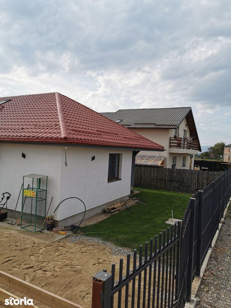 Ocazie! Casa construcție noua Bod întrare Sânpetru