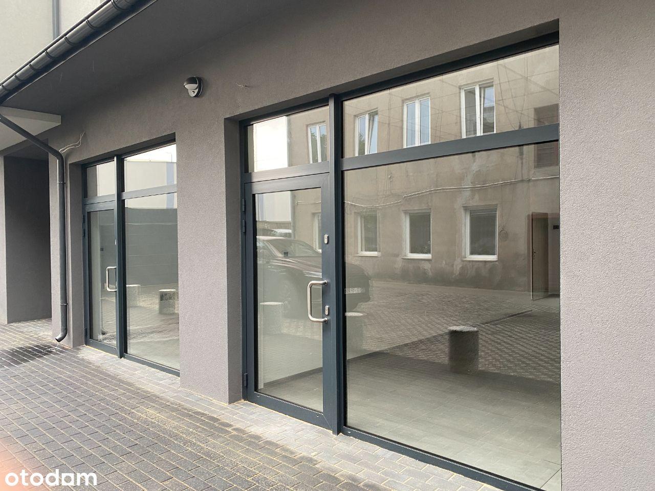 Lokal Handlowy Usługowy 46 m2 Zgierz Centrum Nowy