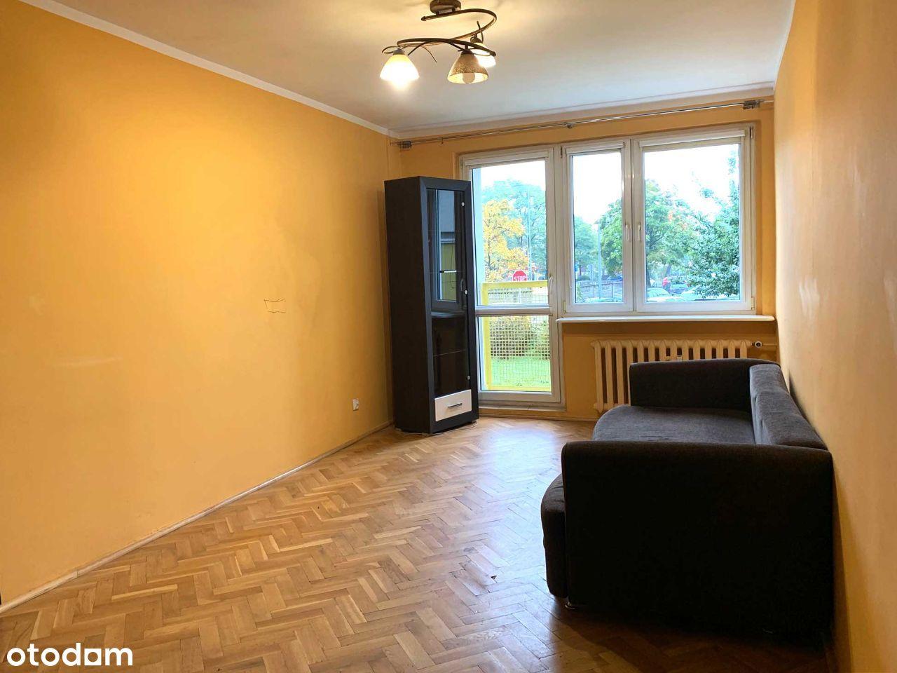 Bezpośrednio 2 pokoje 38m2. Ładny blok. Pod Lipami