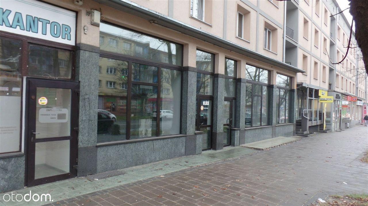 Lokal w samym centrum, ul. Grota Roweckiego!