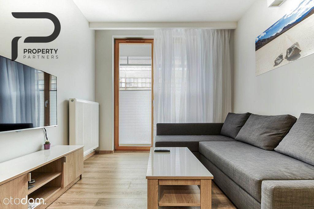 Dwupokojowe mieszkanie na Zabłociu | Eng