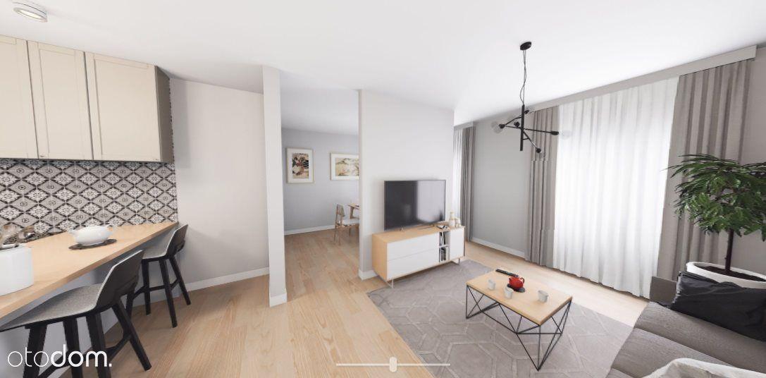 3 pokojowe mieszkanie 53,41m2 Czuby I kw 2022