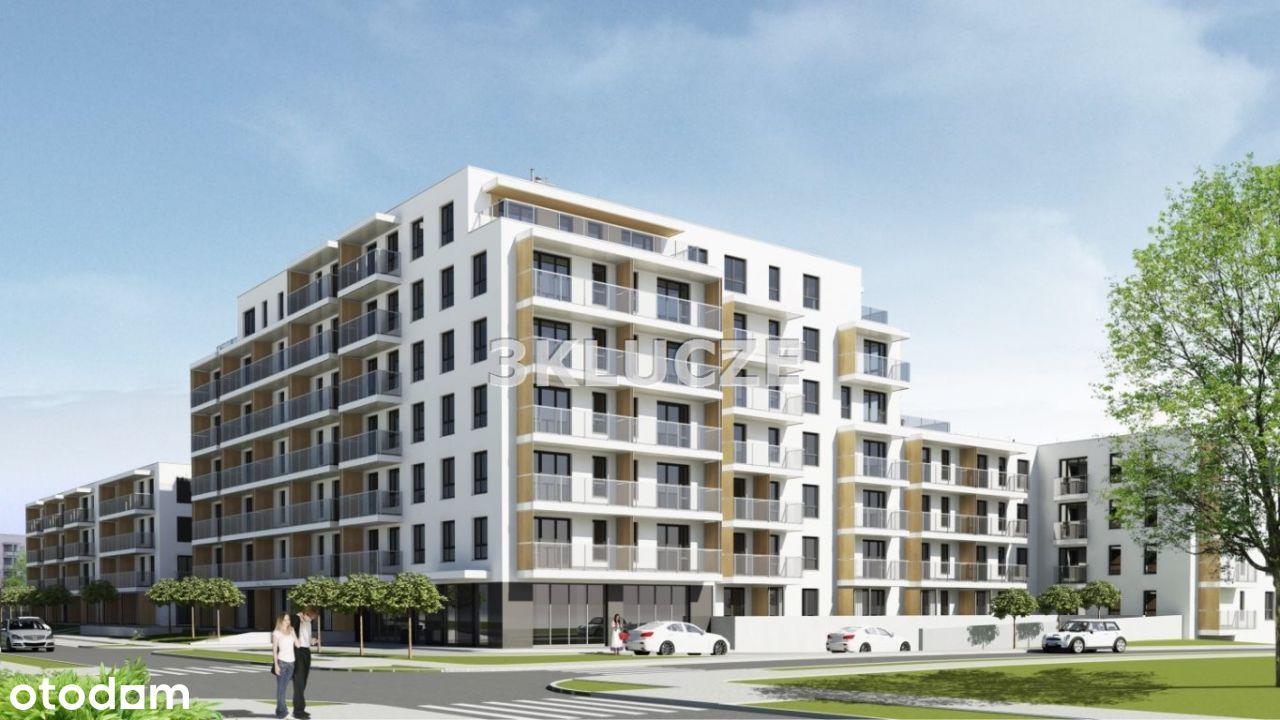 Mieszkanie, 44,87 m², Lublin