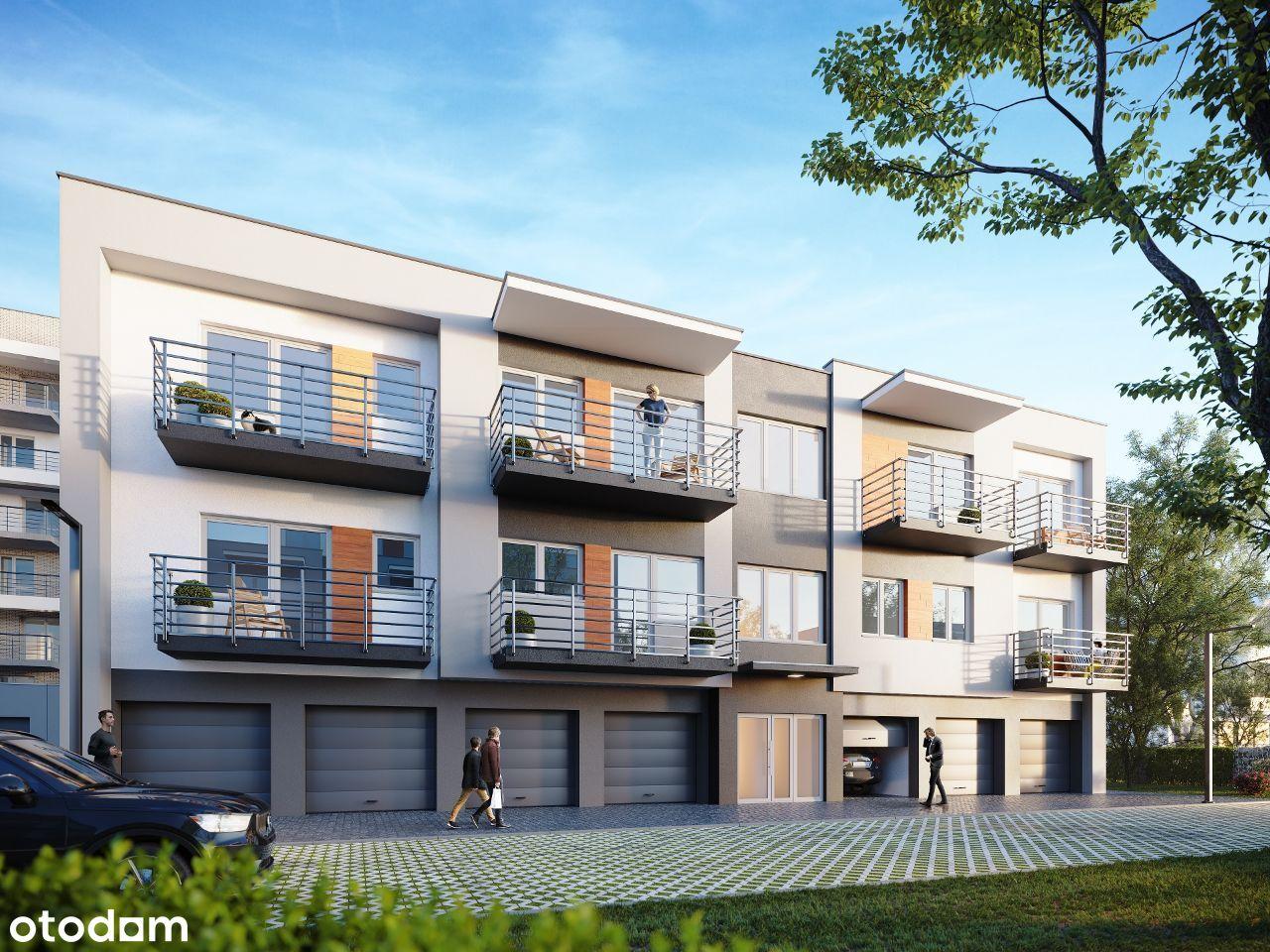 Nowe mieszkanie trzypokojowe, Potockiego 9A/3 , Bd