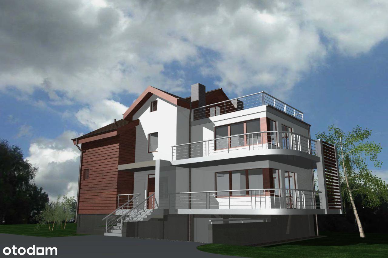 Niepołomicka Mieszkanie 123 m2 2 poziomy + Taras