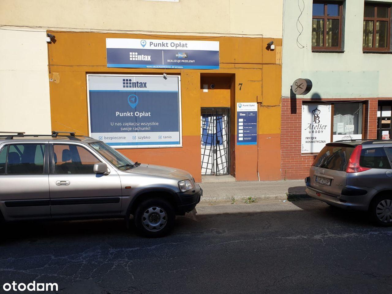Lokal usługowy na biuro sklep zakład kosmetyczny