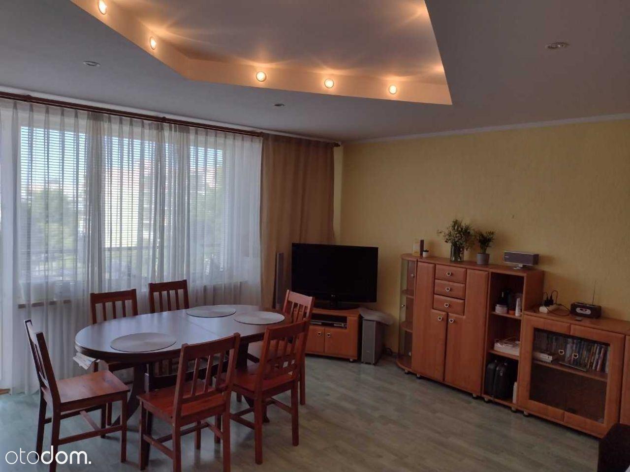 Trzypokojowe mieszkanie na Niepodległości/60,5 m2
