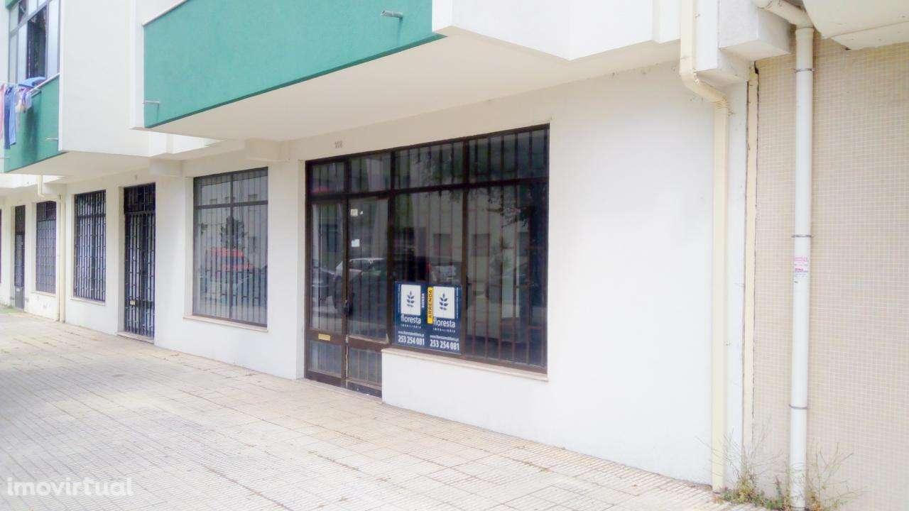 Loja para arrendar, Braga (São José de São Lázaro e São João do Souto), Braga - Foto 2