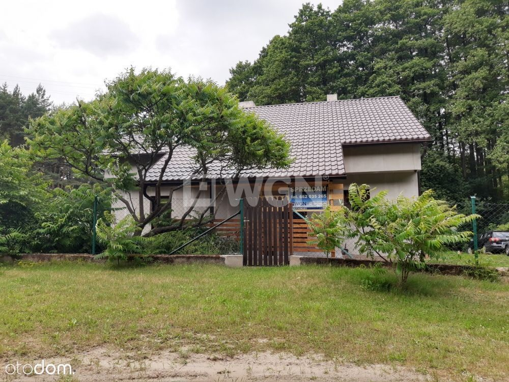 Dom, 110 m², Borówki
