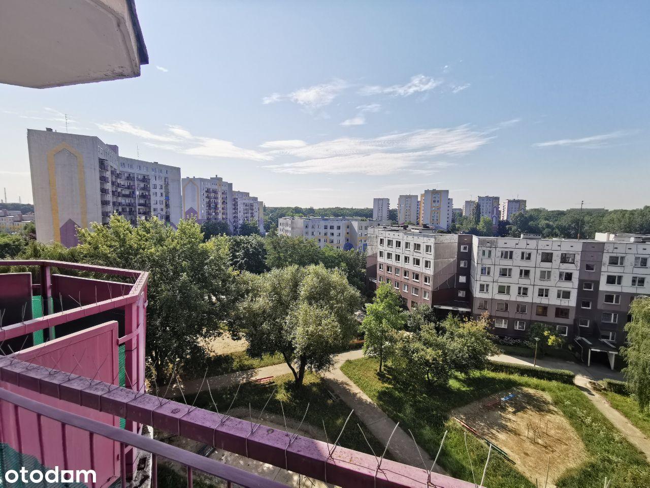 Kozanów-Zadbane 3 pokoje/duży balkon