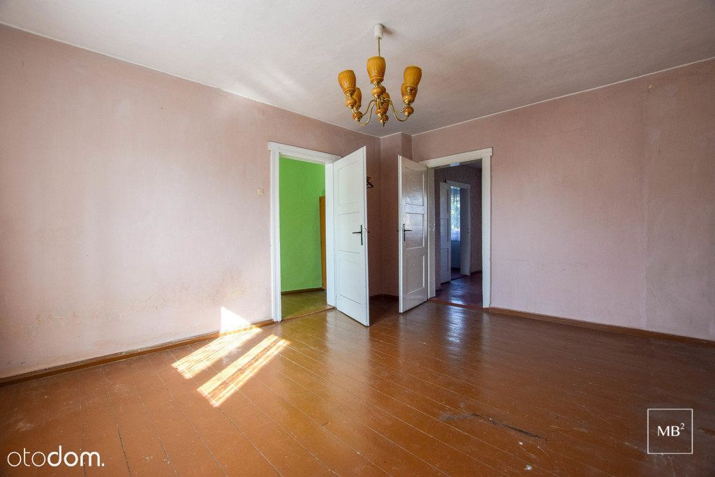 Do remontu - 3 niezależne mieszkania!