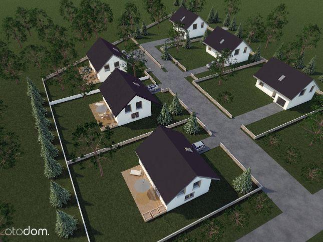 Dom 138,4 m2, działka 700 m2 Brynica bez prowizji