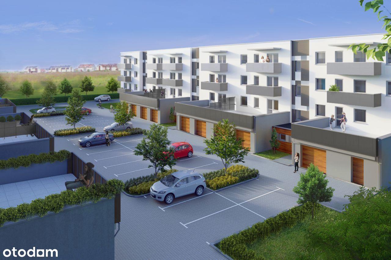 Mieszkanie w Inwestycji Osiedle Jodłowa B3/P3/4