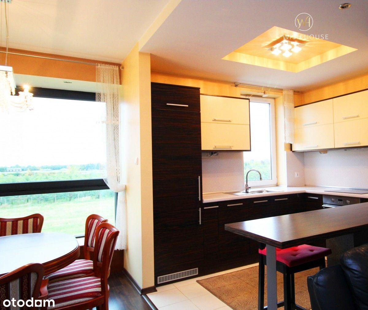 2 pokoje 60 m2 z możliwością 3 w cichej okolicy