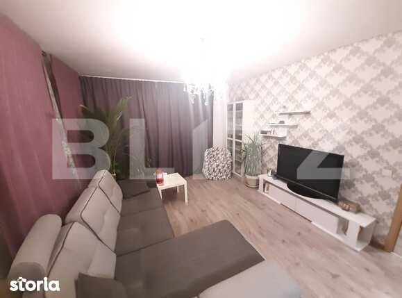 Apartament cu 2 camere, 50 mp, in zona Tractorul