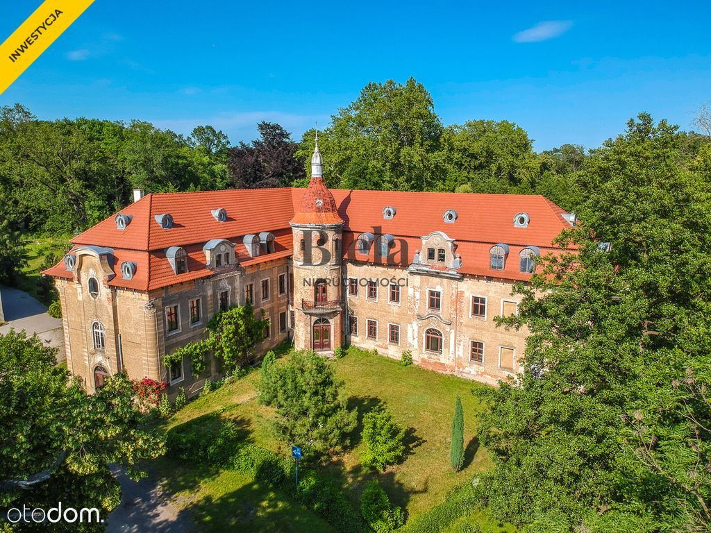 Zabytkowy Pałac na Hotel, Spa, Golf Club, Wesela