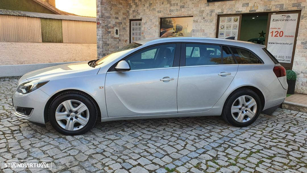Opel Insignia Sports Tourer 1.6 CDTI SELECTION - 4