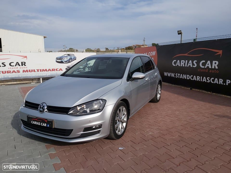 VW Golf 1.6 Tdi Sport - 1