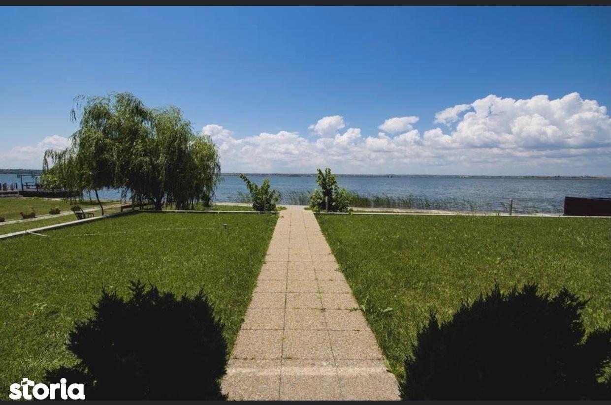 Hotel in Mamaia malul lacului