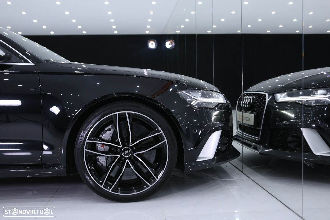 Audi RS6 A 4.0 TFSi Plus quattro Tiptronic - 23