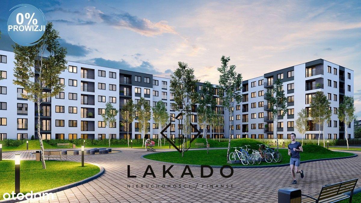 Nowe mieszkanie cztery pokoje, duży ogród, tramwaj
