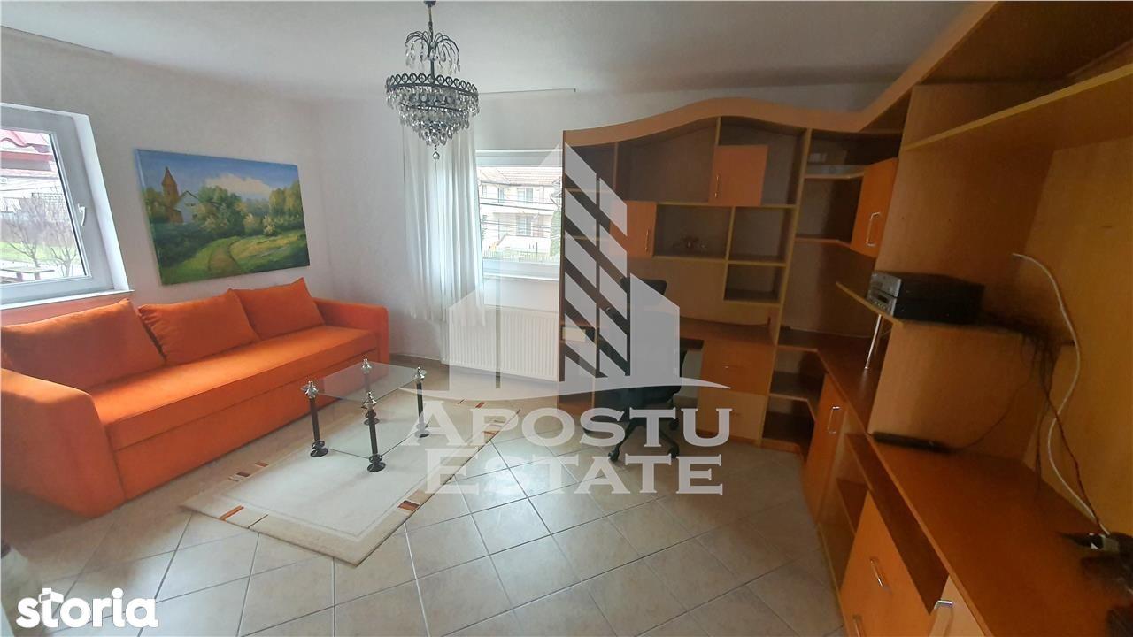 Apartament 2 camere la casa, doua nivele, scara interioara, terasa, ce