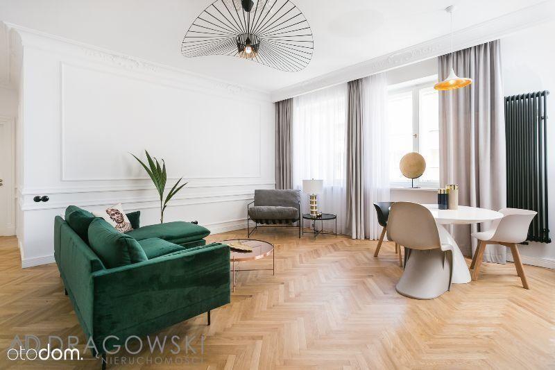 Przepiękny apartament w przedwojennej kamienicy