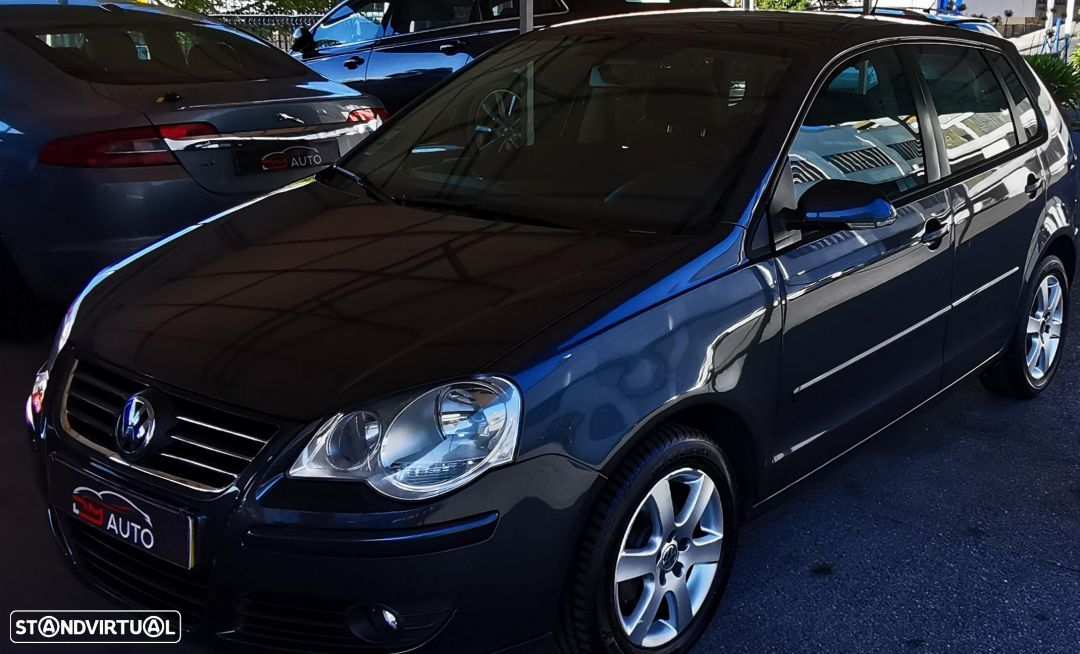 VW Polo Confortline 1.2 - 1