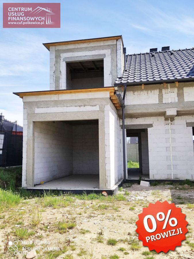 Dom Z Garażem ul. Jaśminowa