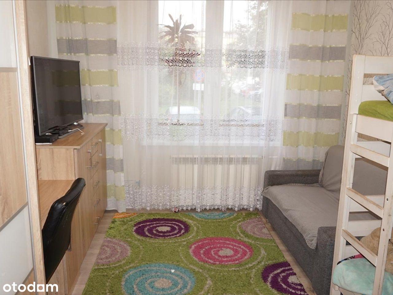 Widne mieszkanie na parterze!!!