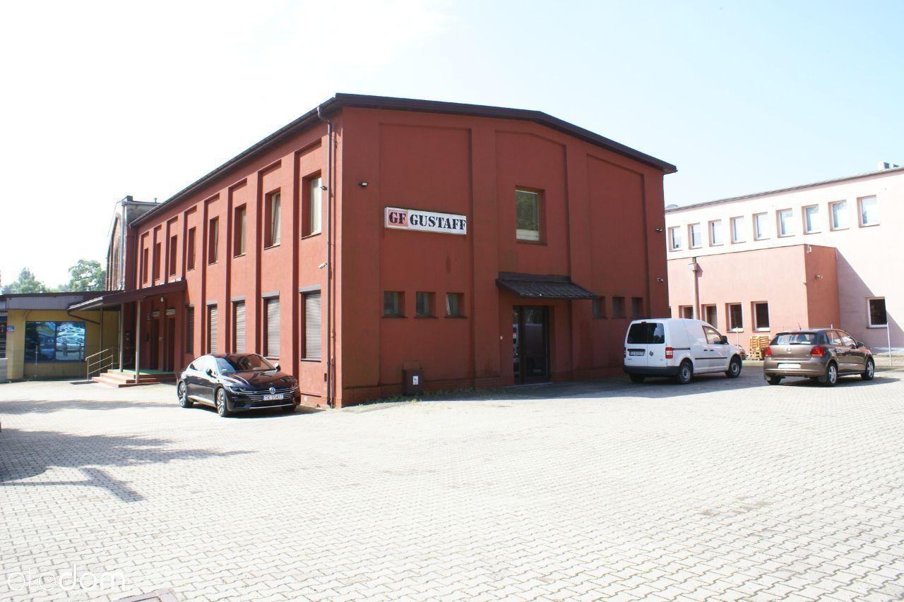 Budynek biurowy, magazyn, centrum miasta, 680m2