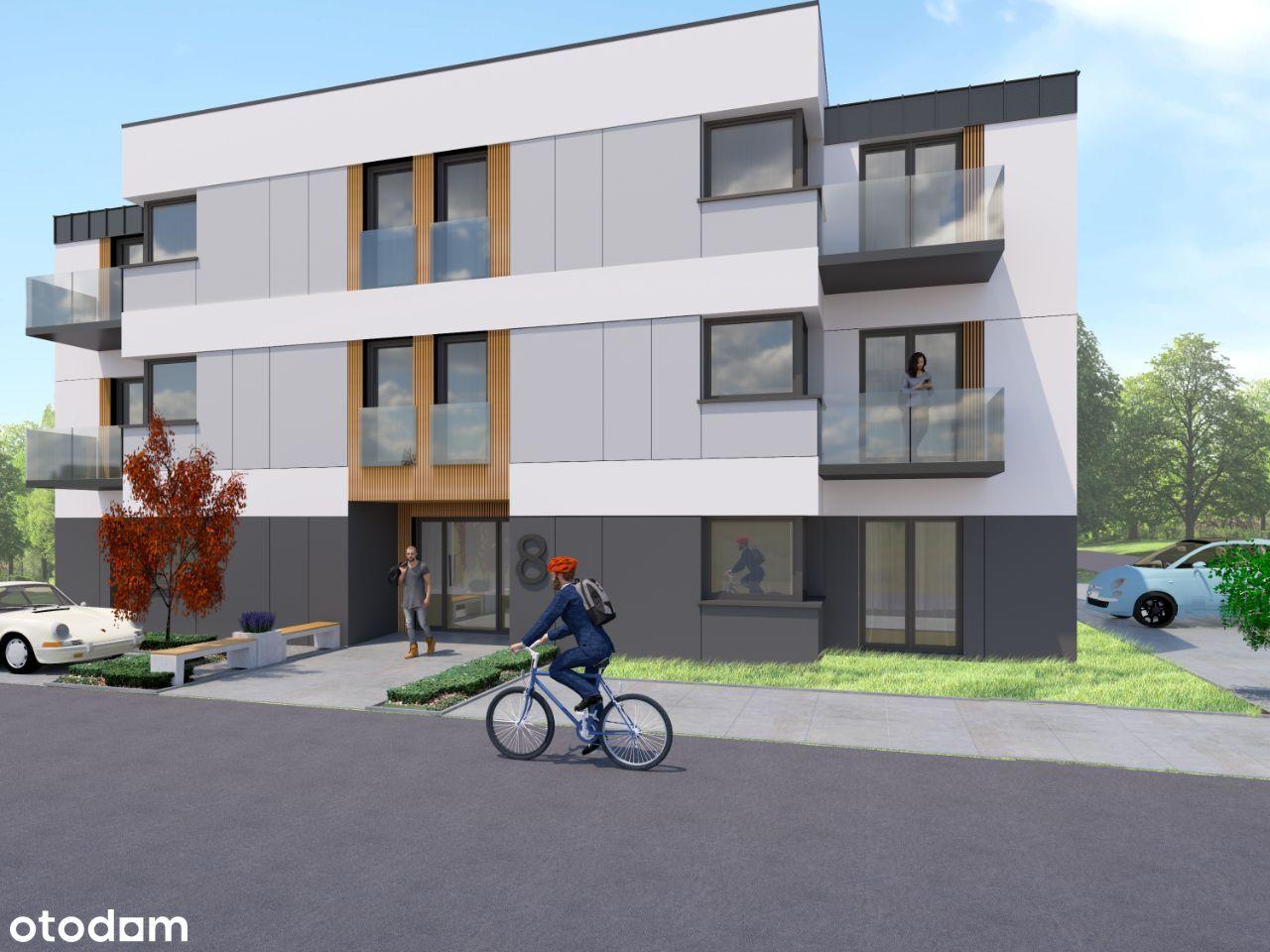 Nowoczesny apartament -34m2 - Leszno-Święciechowa