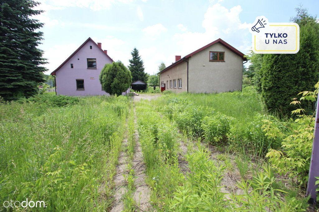Działka usługowa zabudowana 2097m2- ul Łagiewnicka
