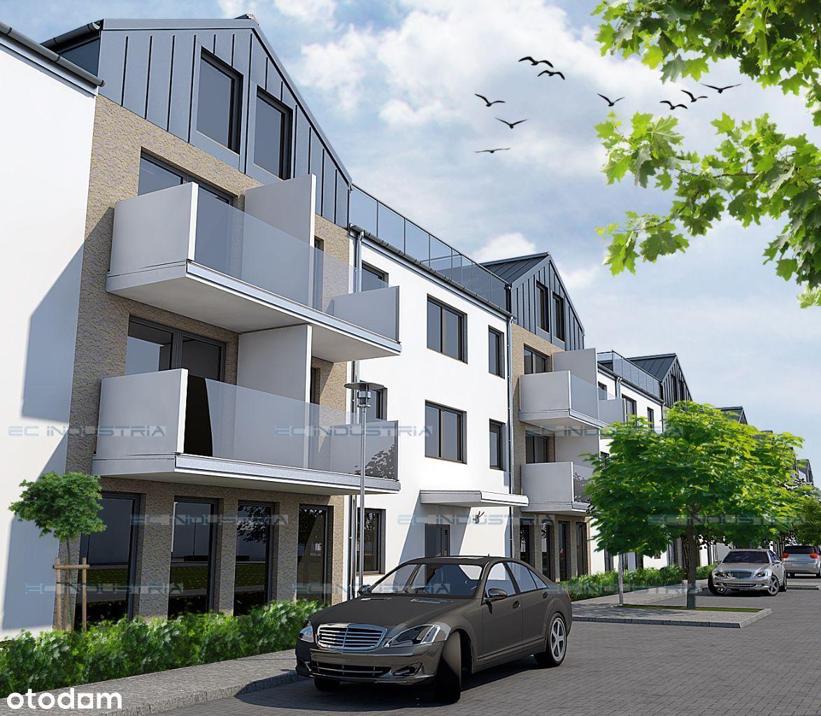 Mieszkania w nowej inwestycji HYRNA- Łódź