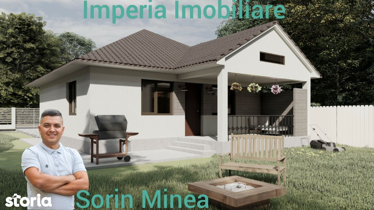 Casa Complex nou Homsia Residence Cârcea comision 0 %