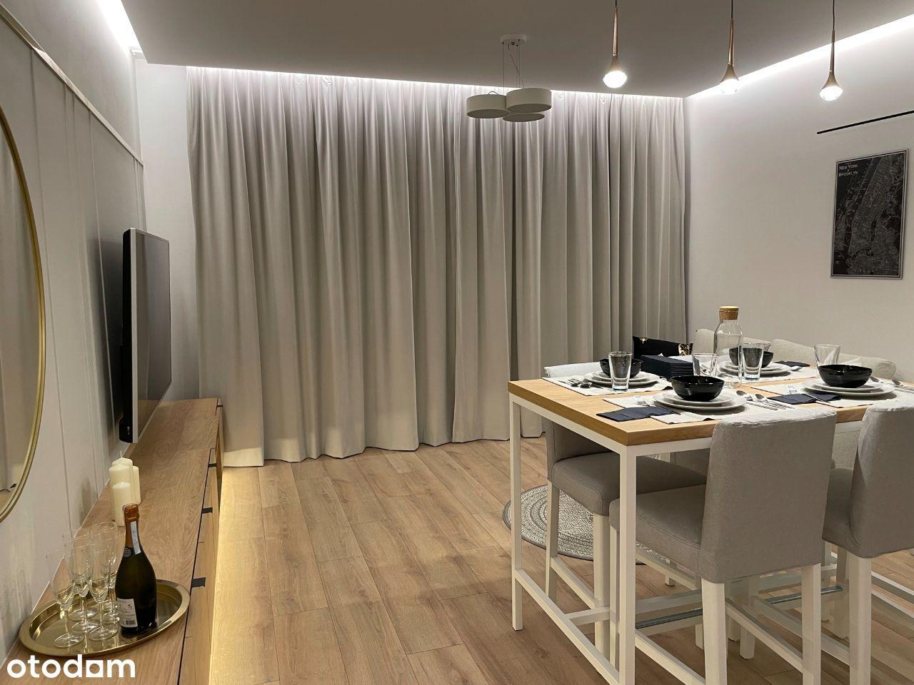 Nowy, Lux 2pokojowy apartament, garaż klimatyzacja